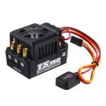 Оригинал TS150 SK-300045 Бесколлекторный Индуктивный ESC 2-6S Батарея Для 1/8 RC Авто С 6 В / 5A BEC