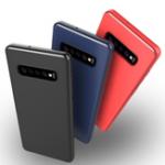 Оригинал BakeeyМагнитнаяадсорбцияТПУЗащитнаяЧехол Для Samsung Galaxy Micro Matte Анти Устойчивость к отпечаткам пальцев Soft ТПУ Задняя крышка