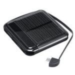 Оригинал 5000 мАч Портативный Водонепроницаемы USB Батарея Зарядное устройство Солнечная Power Bank для мобильного телефона