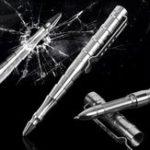 Оригинал B009 Вольфрамовая сталь EDC Tactical Ручка Выживание Самозащита Анти-волк Божественная защита Ручка