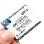 Оригинал HLKRM04 Встроенный беспроводной прозрачный модуль передачи WIFI в последовательный модуль микроконтроллера UART WIFI