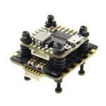 Оригинал HGLRC FD445 STACK OMNIBUS F4 V6 MINI Контроллер полета и FD_45A 4 NI 1 BLHeli_32 2-6S Бесколлекторный ESC 20×20 мм