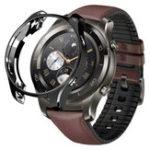 Оригинал МеталлЦветнойГальваническийТПУУдаропрочныйSoft Корпус Часов Крышка Чехол Крышка для Huawei Часы 2 Pro