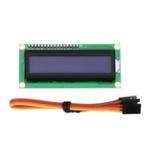 Оригинал 3D-принтер Nano DLP Shield V1.1 Плата расширения с 1602-контактным сварочным штырем IIC I2C и 4-контактным соединительным кабелем