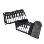 Оригинал Портативное пианино с 49 клавишами MIDI Electronic Клавиатура
