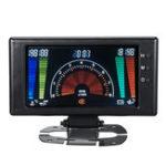 Оригинал 8 В-18 В 12 В 6 в 1 LCD Цифровой манометр Масло Давление Напряжение Вода Масло Температура Тахометр RPM Авто