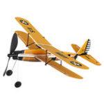 Оригинал Модель STEM ZT 18 дюймов STEARMAN Rubber Стандарты Модель самолета с воздушным двигателем