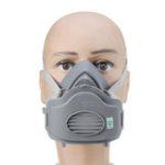 Оригинал PM2.5 Газовый защитный фильтр для лица Респиратор Анти Dust Smog Маска 3600 N95 Здоровье