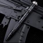 Оригинал БЕСПЛАТНЫЙСОЛДАТAI0146МиниРучкаФорма Тактический Фонарик EDC Аварийный Сейф Hammer Whitting Ручка