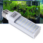 Оригинал E27 7W 6500K 35 LED Fish Tank Лампа для Аквариум Замена AC85-265V