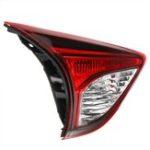 Оригинал Авто Задний левый задний стоп-сигнал Внутренняя крышка багажного отделения Установлена без лампочки для Mazda CX-5 2013-2016