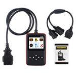 Оригинал V500 CR HD Heavy Duty Авто Truck Code Reader Диагностический сканер Инструмент