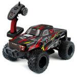 Оригинал Flytec88971/122.4G4WD35 км / ч Rc Авто Пикап для бездорожья с большой посадкой RTR Toys