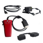 Оригинал 2 в 1 Авто Диагностика Инструмент Для Renault CAN Clip V172 Consult 3 III Сканер Nissan Авто Самовосстановление