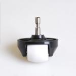 Оригинал Переднее колесо рицинуса в сборе Caster для iRobot Roomba 500 600 700 800 Серия 560 620 630 650 770 780 870 880 980 Детали пылесоса