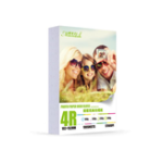 Оригинал Mandik 200 г A3/A4/5-дюймовый / 6-дюймовый / 7-дюймовый 20 листов / 100 листов Односторонняя глянцевая фотобумага для печати