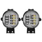 Оригинал Передняя часть автомобиля LED Противотуманные фары Лампы Super Bright 6500K Пара для Dodge Ram 1500 2500 3500 2002-2008