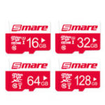 Оригинал Smare16GB32GB64GB128GBUHS-I U3 Class 10 Высокоскоростная карта памяти TF для смартфонов планшетных ПК
