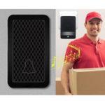 Оригинал 28 куранты беспроводной дверной звонок IP68 Водонепроницаемы Дистанционное Управление Приемник LED Flash