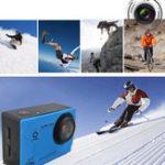 Оригинал HAMTOD S9 4K WIFI Анти Shake Водонепроницаемы Vlog Loop Видео Спорт камера