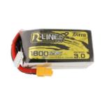 Оригинал ТАТУ 14,8 В 1800 мАч 120C 4S Lipo Батарея XT60 Разъем для FPV RC Дрон