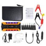 Оригинал Портативный LED 89800mAh Авто Jump Starter Pack Booster Зарядное устройство Батарея Power Bank Аварийный старт питания с безопасностью Hammer