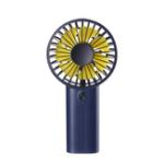 Оригинал Well Star WT-F02 Портативный мини-вентилятор Creative Desktop Mini Fan Зарядка USB Маленький вентилятор с разъемным кронштейном Держатель для мобильного теле