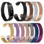 Оригинал Bakeey Milan Магнитные часы Стандарты ремешок из нержавеющей стали для Fitbit Inspire HR Smart Watch
