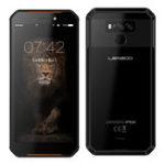 Оригинал ОригиналLEAGOOXRoverCIP68Водонепроницаемы 5.72 дюймов HD + IPS NFC 5000mAh 2GB RAM 16GB ПЗУ MT6739V Quad Core 1,5 ГГц 4G Смартфон