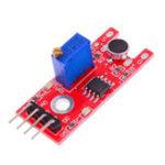 Оригинал 3шт Микрофон Voice Sound Датчик Модуль для Arduino