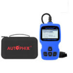 Оригинал AutophixV007ДиагностическийсканердляАвто Volkswagen Audi Skoda SRS Масло Сервисный сброс сканер VAG Инструмент