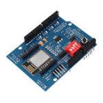 Оригинал UNO R3 ESP8266 Последовательная плата WiFi Расширение GPIO Плата ESP-12E Совет по развитию для Arduino