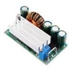 Оригинал Авто Активизировать Вниз Блок Питания AT30 Преобразователь Buck Boost Модуль Заменить XL6009 4-30 В до 0,5-30 В DC