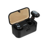 Оригинал Mini TWS True Wireless Bluetooth Наушник HiFi стерео с шумоподавлением Водонепроницаемы Наушники с зарядкой 800 мАч Коробка