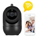 Оригинал HD 1080P Проводная беспроводная безопасность Wifi IP камера 3,6 мм 2.0MP Объектив Ночного видения Двухстороннее аудио Умный дом Видеосистема Baby Pet Home