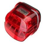 Оригинал Мотоцикл LED Задний фонарь стоп-сигнала Лицензия Лампа Для Harley Davidson Sportster