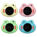 Оригинал H312 Дети камера Cute Frog Animal 1,54 дюйма HD Широкоугольный Экран 120 ° С Настольная Игра Змея Тетрис Новинки Игрушки