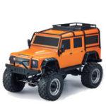 Оригинал ДвухместныйEagleE328-0011/82.4G4WD Rc Авто Подъемник на гусеничном ходу C Модель Светодиодный RTR