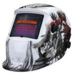 Оригинал Solar Power Автоматический димминг сварочный шлем Welder Маска с регулируемой головкой Стандарты