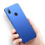 Оригинал BakeeyMatteУльтраТонкийПротивоударныйЖесткий ПК Задняя Крышка Защитная Чехол для Xiaomi Mi Играть