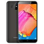Оригинал HOMTOMS175.5дюймовHD3000mAh Android8.1 Разблокировка лица 2GB RAM 16GB ПЗУ MTK6580 QuadCore1.3GHz 3G Смартфон