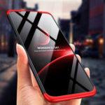 Оригинал Bakeey™3в1Двойной Dip 360 ° Hard ПК Полная защита Чехол Для Xiaomi Mi9 / Mi 9 Transparent Edition
