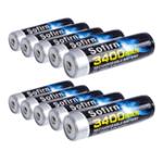 Оригинал 10шт Sofirn 3,7 В 3400 мАч 18650 Батарея перезаряжаемые Батарея Li-Ion Батарея