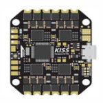 Оригинал FLYDUINO KISS CompactCTRL CC AIO F3 32-битный контроллер полета и 16A Blheli_32 2-4S Бесколлекторный ESC для RC Дрон FPV Racing