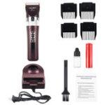 Оригинал 100-240V Lcd Дисплей Аккумуляторная Professional Волосы Clipper