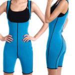 Оригинал Shapewearженщинвсеготелаформировательпота Фитнес Спортзал Спорт Похудение Keep Fit Сауна Жилет костюм