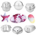 Оригинал 12шт 6 комплект 6 формы алюминиевые ванны формы пустыни плесень DIY домашнее ремесло