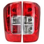 Оригинал Задний задний фонарь красного цвета без лампочки влево / вправо для Nissan Navara NP300 2015-2019 Frontier 2018-2019
