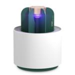 Оригинал [Оптимизированнаяверсия]НовыйXiaomiSothingCactus Kilus Light Eletric USB Light UV Легкая репеллентная ловушка от комаров Бездымный Запах На откр