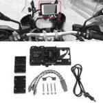 Оригинал Мотоцикл держатель мобильного телефона навигационный кронштейн для BMW R1200GS ADV F700 800GS / Honda CRF1000